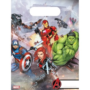 Mighty Avengers Party Bags (6)