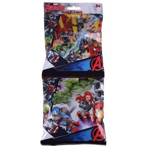 Mighty Avengers Mini Puzzle 2 Pack Strip