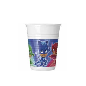 PJ Masks Plastic Cups (8)