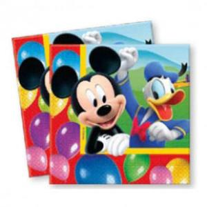 Disney Playful Mickey Serviettes (20)
