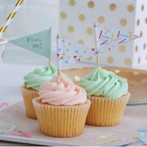 Pick & Mix - Sprinkles Cupcake Decorating Kit