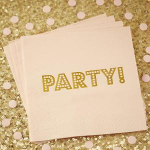 Pastel Perfection Napkins (20)