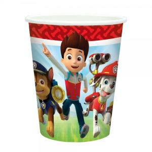 Paw Patrol Red Cups (8)