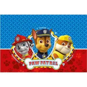 Paw Patrol Ready for Action Plastic Table Cover