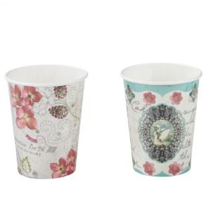 Pastries and Pearls Paper Cups (12)