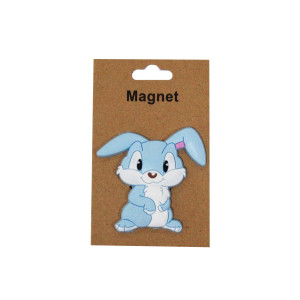Cute Bunny Magnet