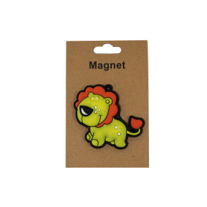 Cute Baby Lion Magnet
