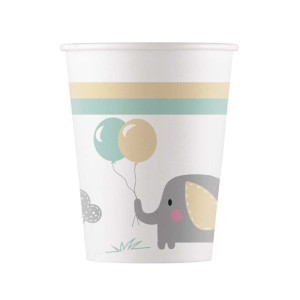 Little Ellie Paper Cups (8)