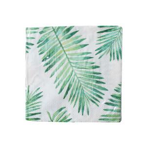 Tropical Palm leaf napkins (20)