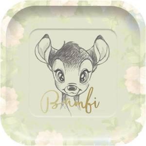 Bambi Square Plates Premium (4)