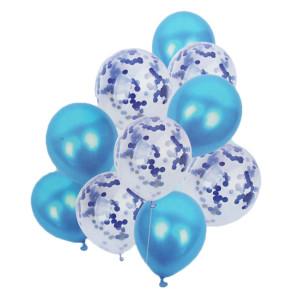 Blue Balloon Bouquet (10)