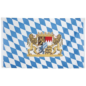 Bavaria Flag Backdrop