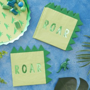 Roarsome ROAR Paper Napkins (16)