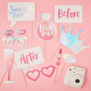 Bride Tribe Photo Booth Props (10)