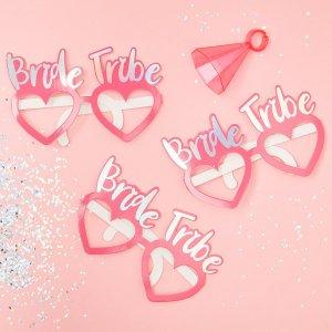 Bride Tribe Fun Glasses