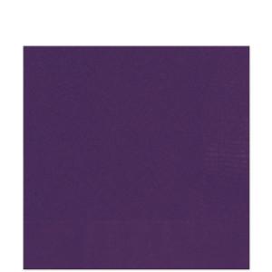 Violet Beverage Napkins (20)