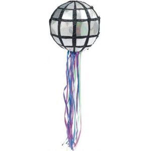 Disco Mirror Ball Pinata