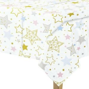 Twinkle Twinkle Little Star Plastic Tablecover