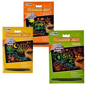 Scratch Art Kit
