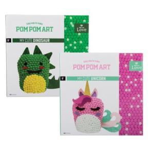DIY Pom Pom Craft Kit