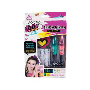 Nail Art Polish and Pens