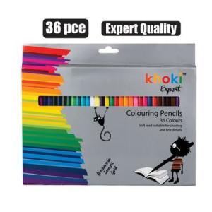 Colouring Pencils 36pc