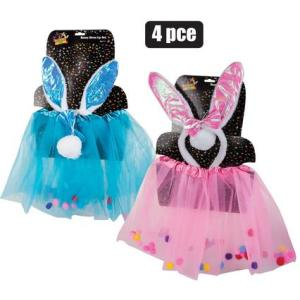 Bunny Tutu Dress Up Set