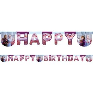 Frozen 2 Birthday Banner
