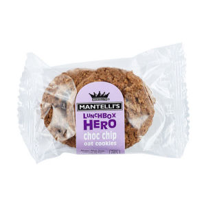Lunchbox Hero Choc Chip Drizzle Cookies 2