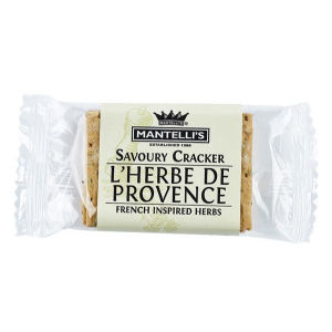 Savoury Crackers French Herb 3