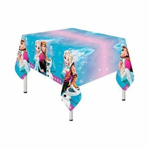 Frozen Northern Lights Table Cover
