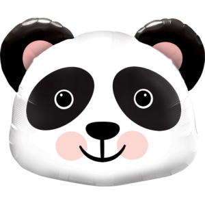 Precious Panda Foil Balloon 14 Inch