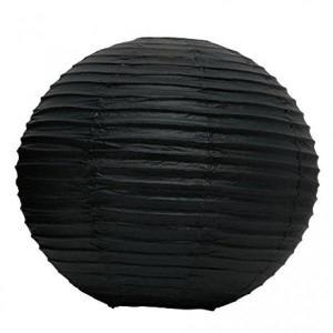 Black Wired Lantern 25cm