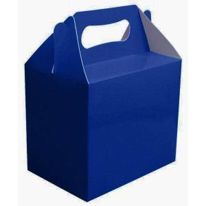 Royal Blue Party Box Large (10)