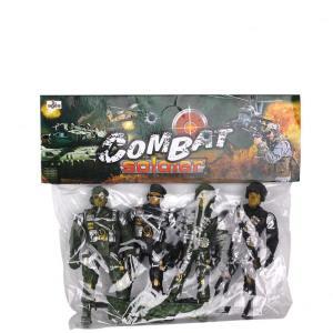 Camo Combat Soldiers
