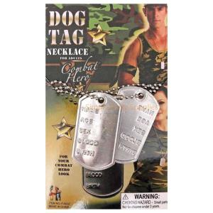 Camo Party Dog Tags