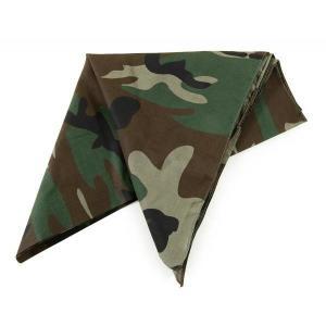 Camo Military Bandanna