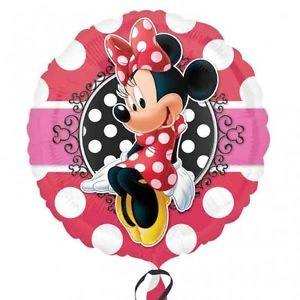 Minnie Mouse Portrait Balloon 18 inch
