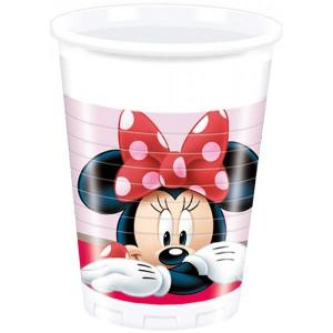 Disney Minnie Jampacked with Love Plastic Cups (8)