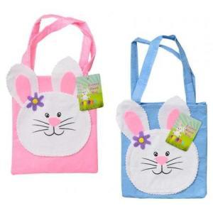 Easter Bunny Hunting Bag PINK