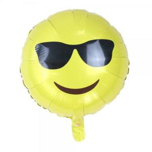 Emoji Cool balloon