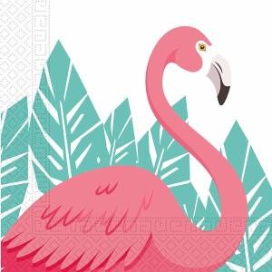 Flamingo Fun Napkins (20)