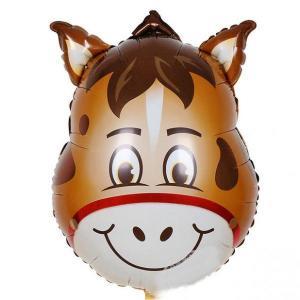 Donkey foil balloon
