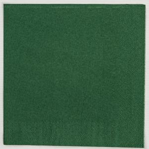 Dark Green Serviettes (20)