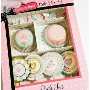 High Tea Cake Box Set