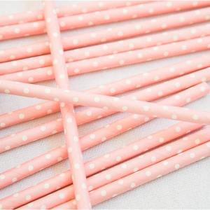 High Tea Paper Straws (25)