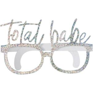 Iridescent Total Babe Fun Glasses (8)