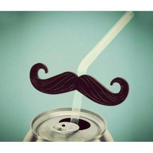 Moustache Party Straws (4)
