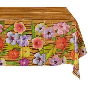 Luau Hula Table Cover
