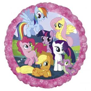 My Little Pony Round Balloon 17inch
